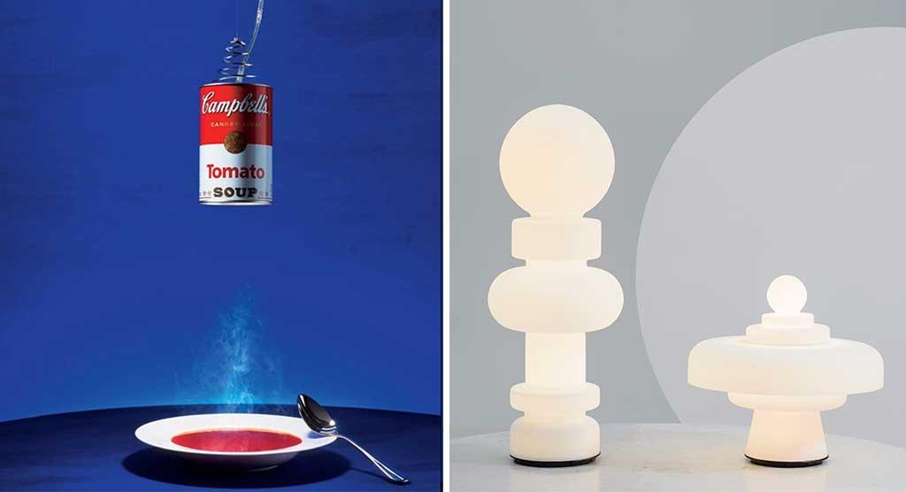 canned light e luci scacchi re e regina