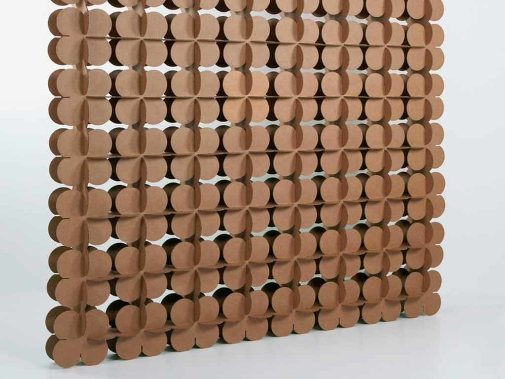 divisorio modulare cartone