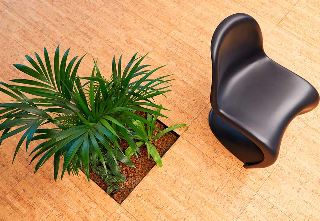 vaso piante filo pavimento