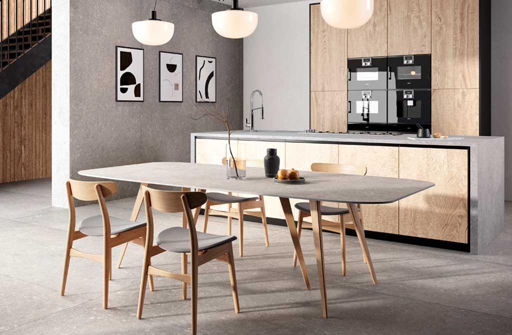 cucina di design ambiente