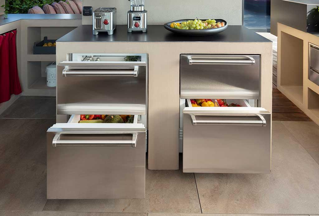 cassetti frigo