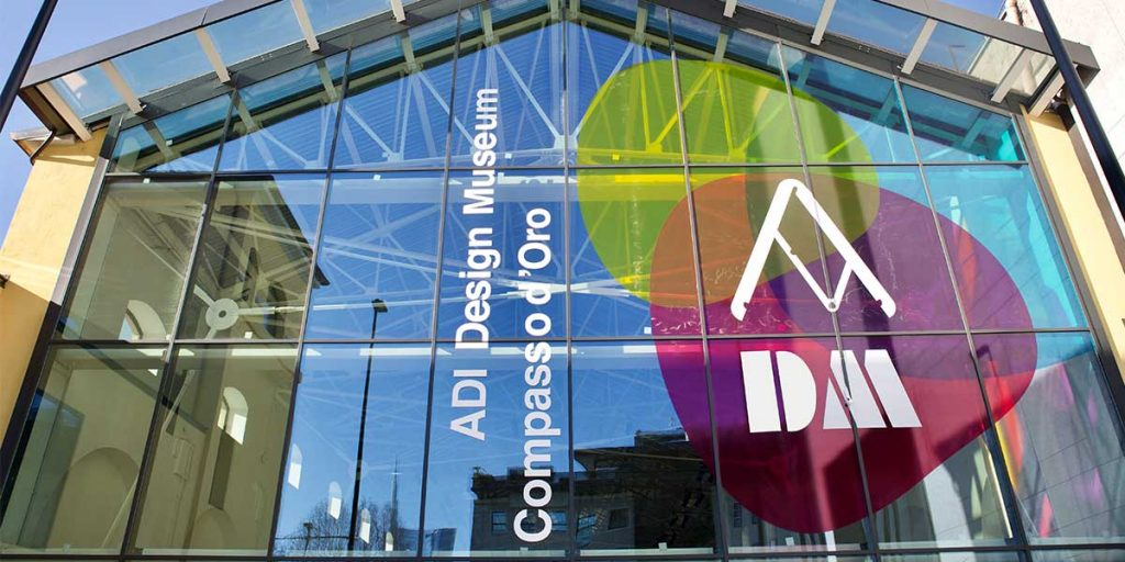 esterno museo design ADI