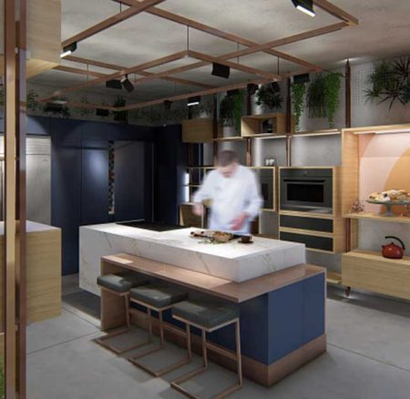 Conviviality 4 Kitchen and Modern 2021