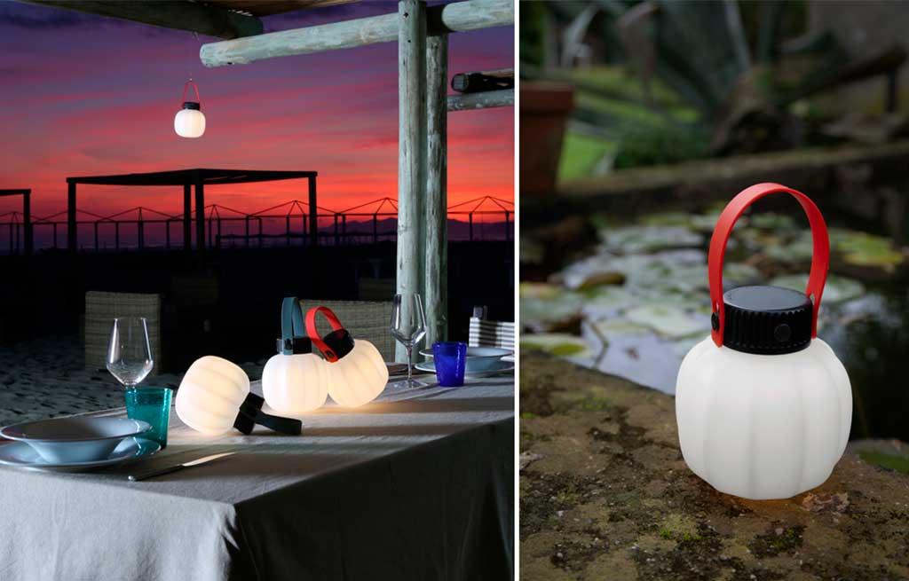 lampada outdoor batterie