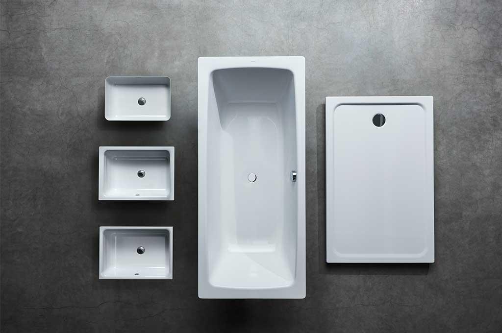 lavabi vasca e piatto doccia