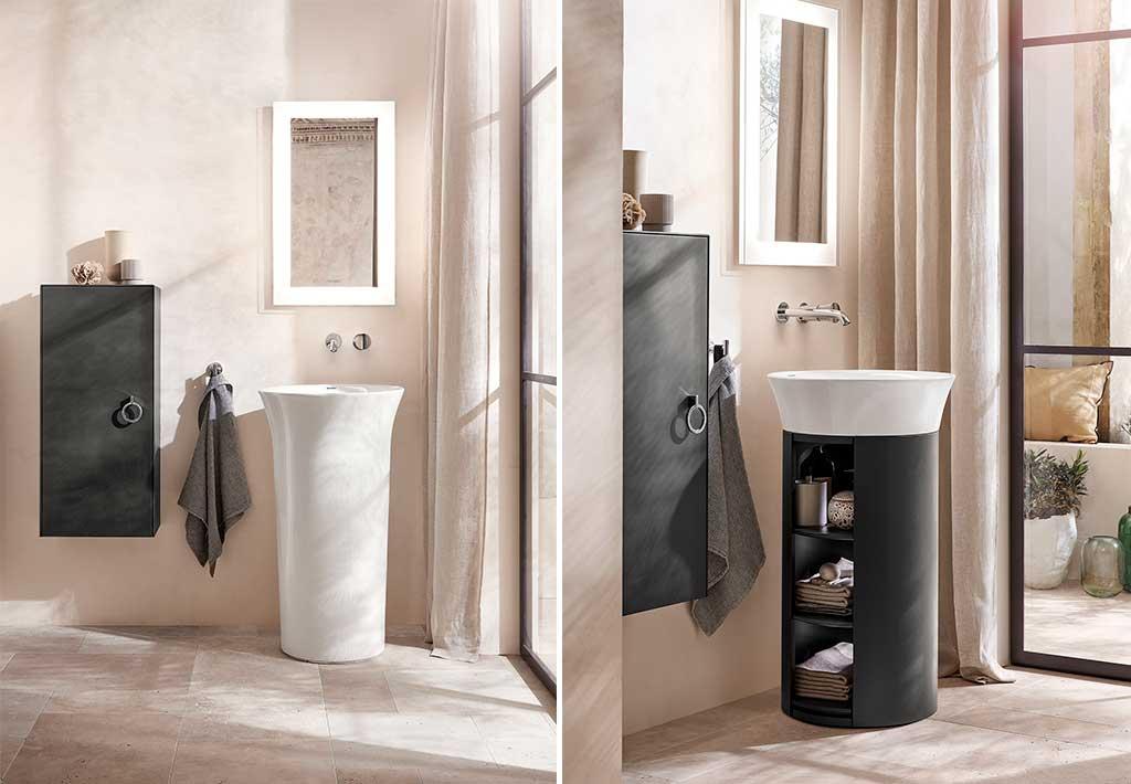 lavabo freestanding design