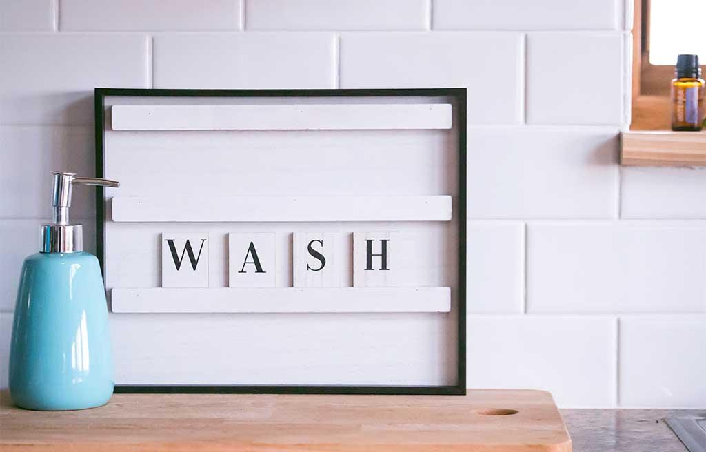 lavagnetta wash