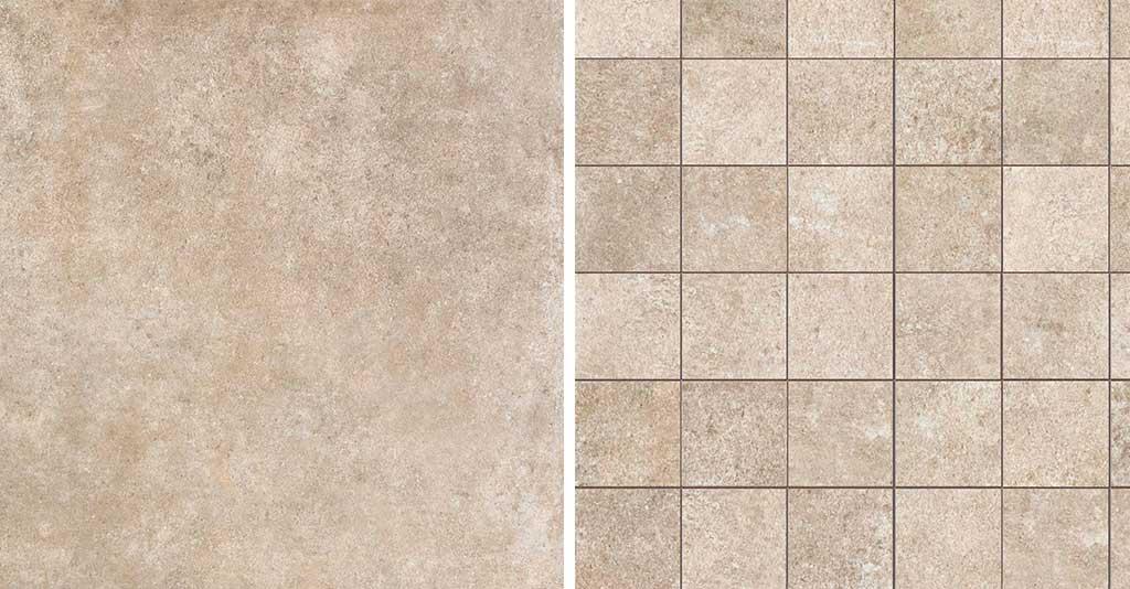 pavimento e mosaico color creta
