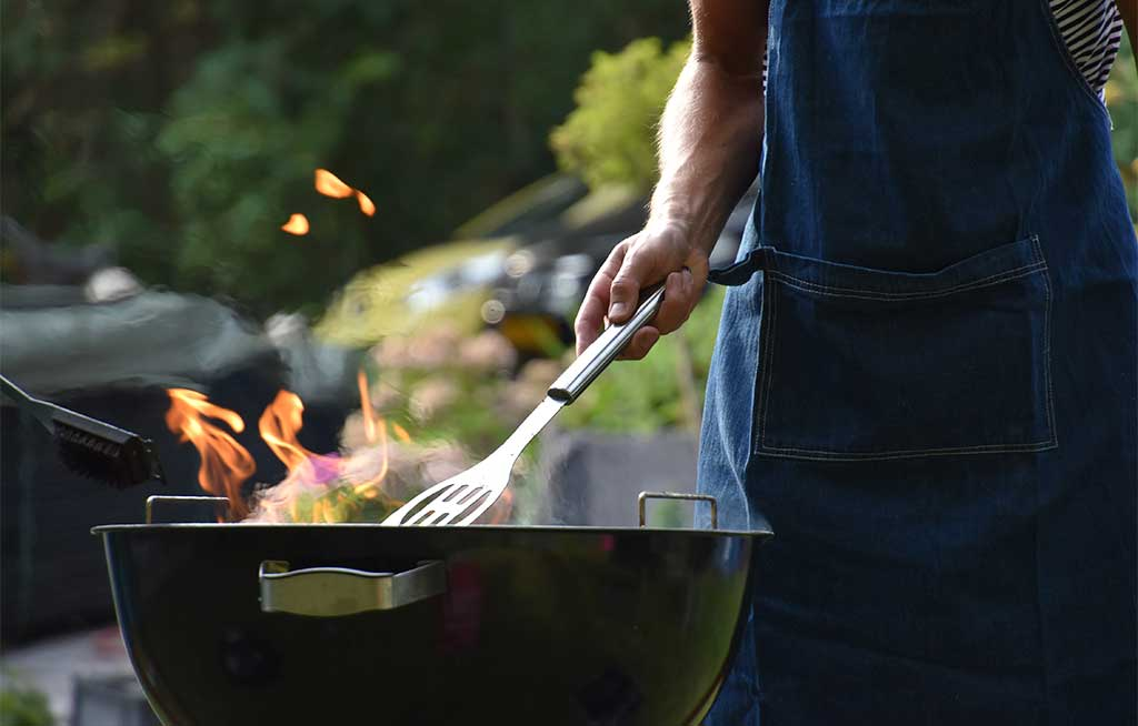 barbecue tondo