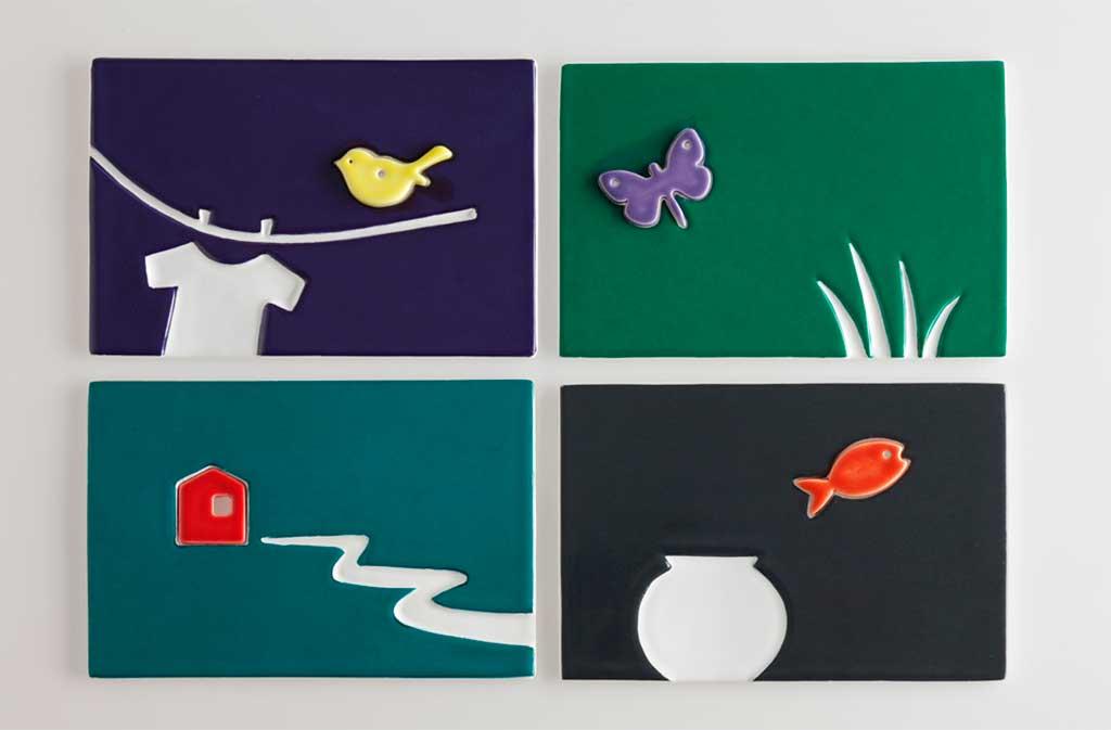 cartoline ceramica