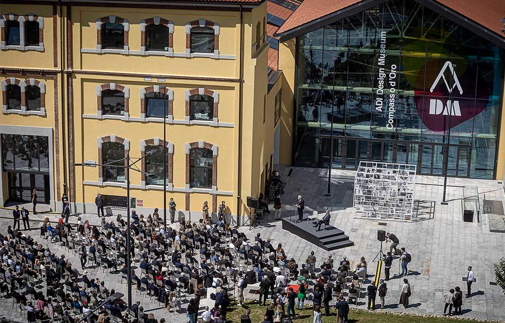 inaugurazione adi design museo milano