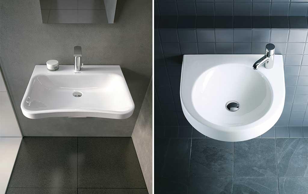 lavabi bagno senza barriere