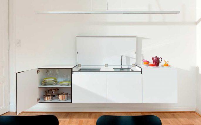 cucina per monolocale