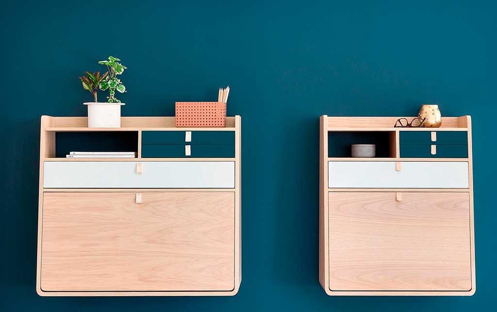 scrivania a ribalta