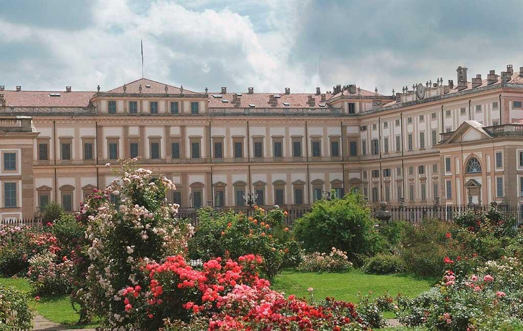 villa reale monza giardini