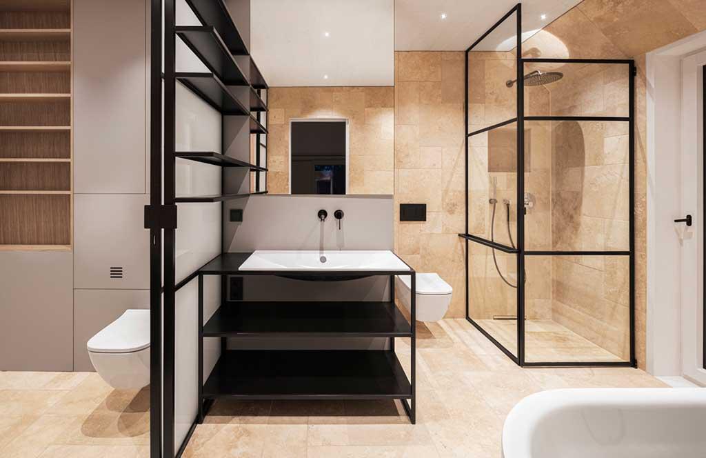 bagno pergola house