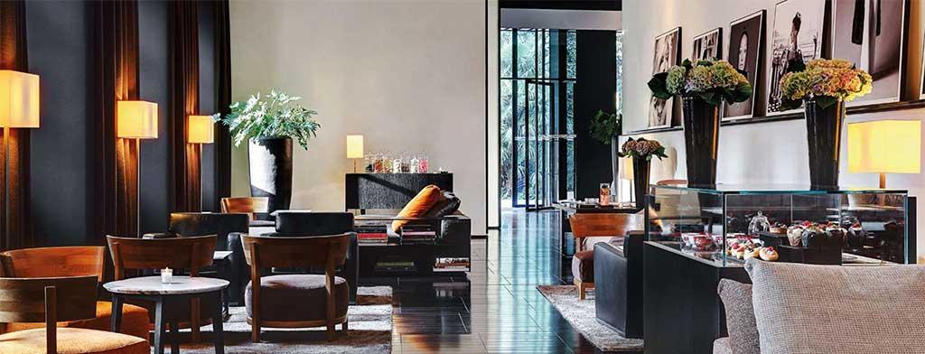 interno bulgari hotel milano