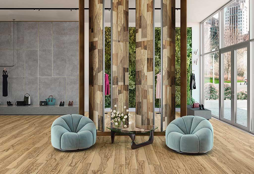 gres legno raro