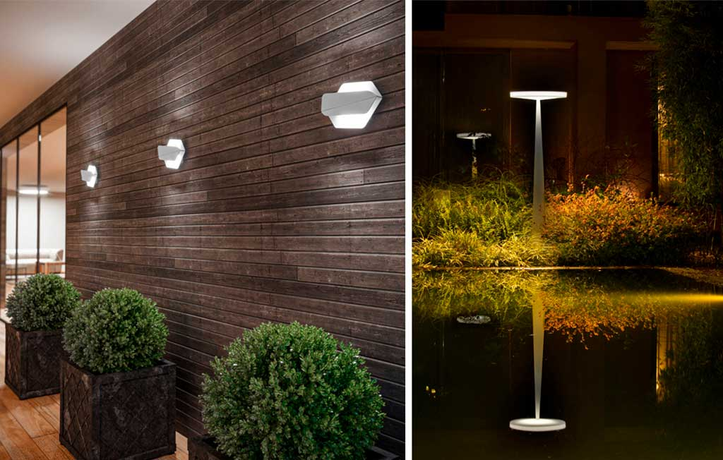 lampade parete led esterno