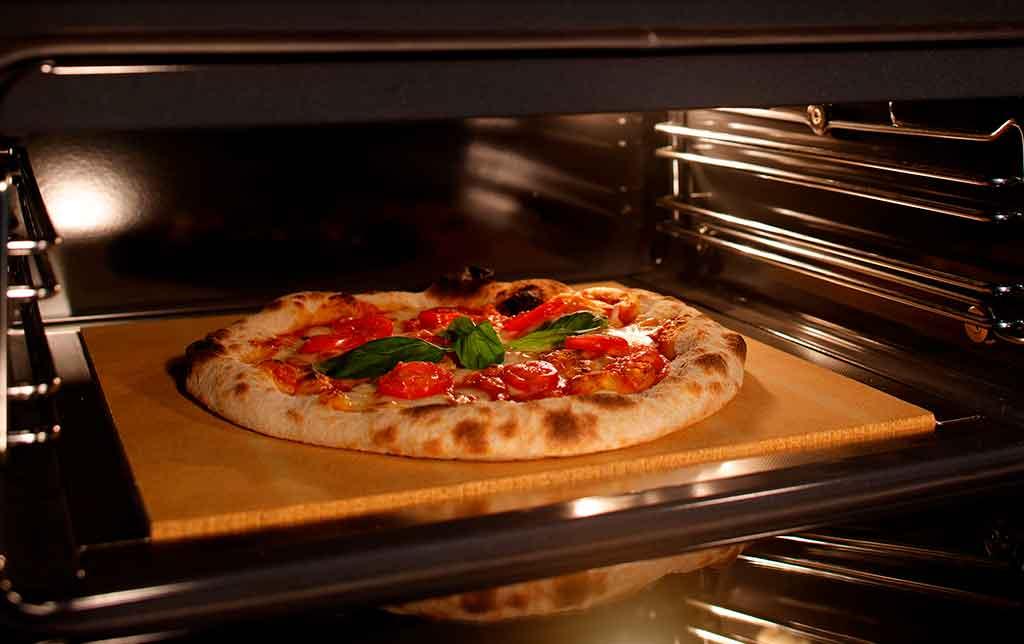 pizza tonda forno casa