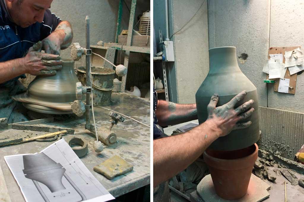 artigiano vaso