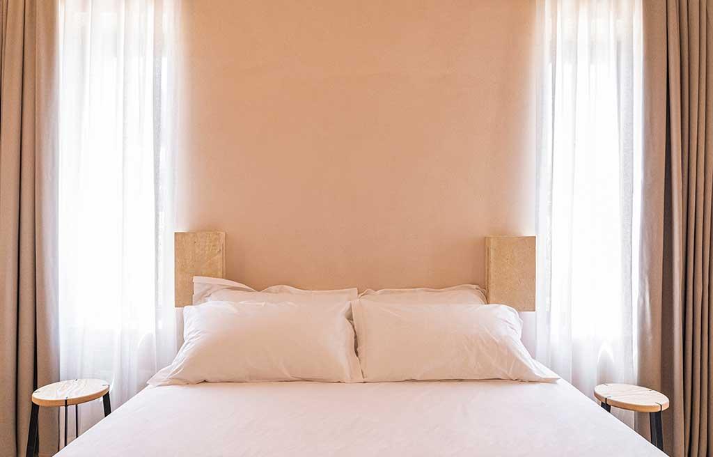 camera letto masseria