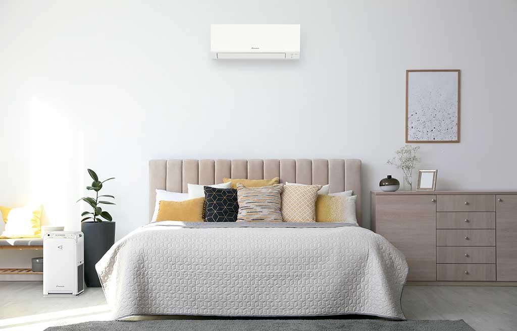 climatizzatore e purificatore