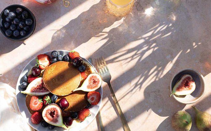 frutta fresca colazione