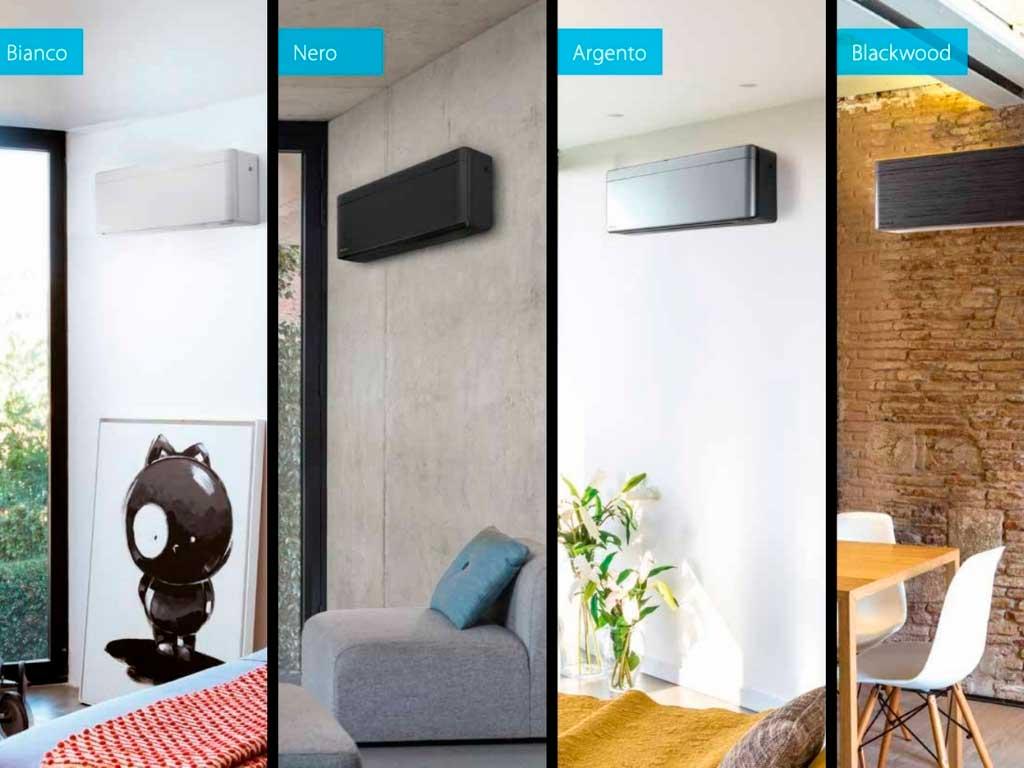 climatizzatori parete style