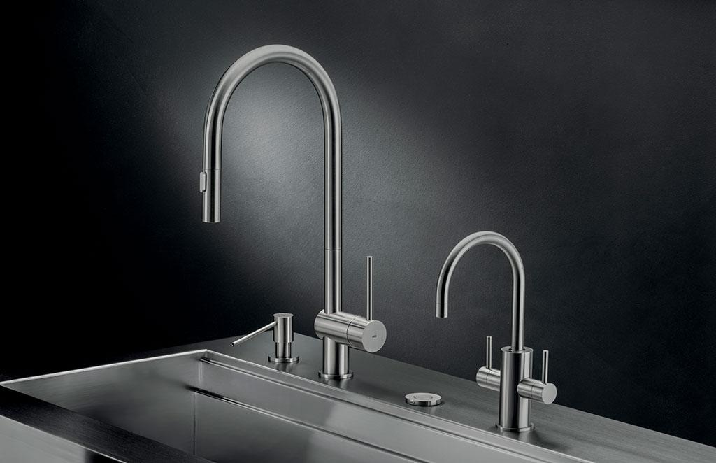 rubinetto acqua filtrata