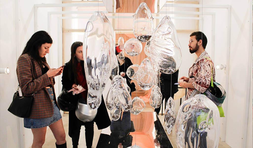 visitatori mostra design