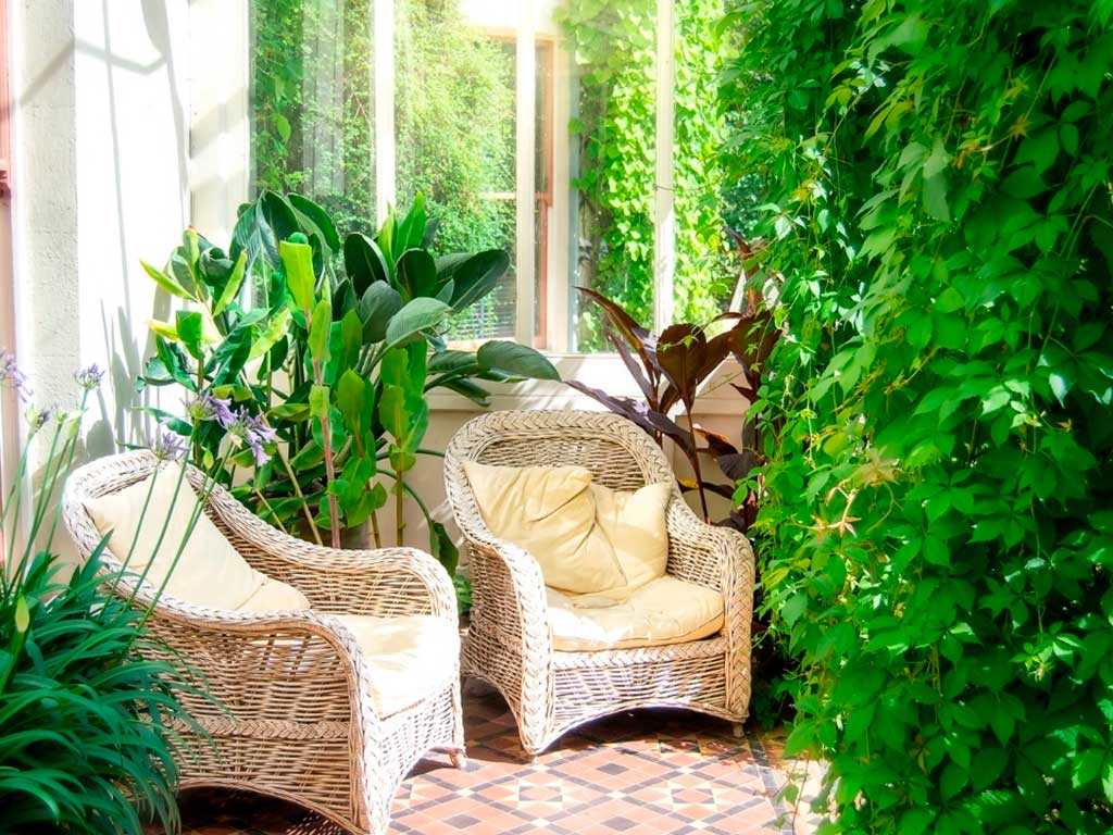 poltrone patio casa