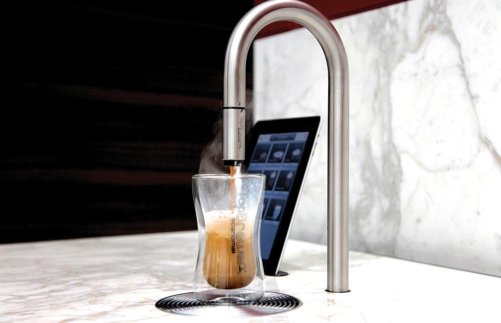 rubinetto smart caffe