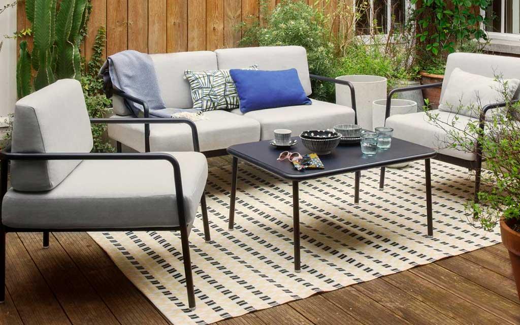 tappeto sintetico colorato esterno