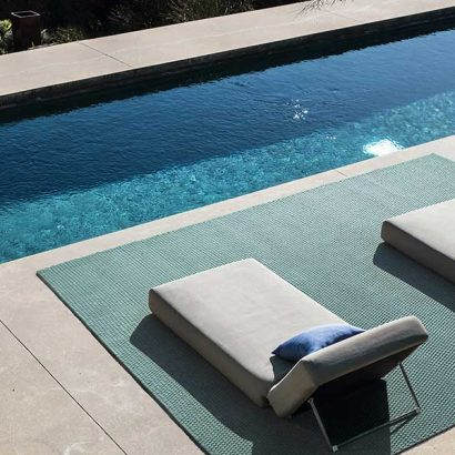 tappeto sotto lettini piscina