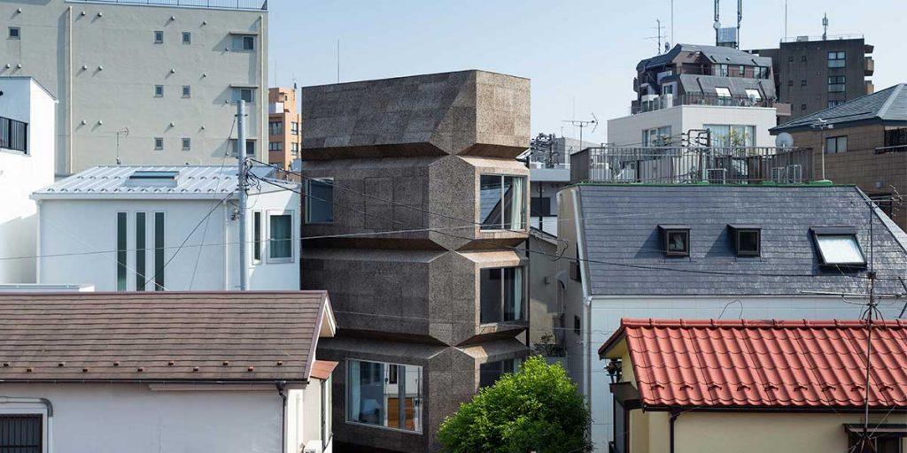 abitazione torre tokyo
