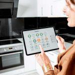forno smart controllo tablet