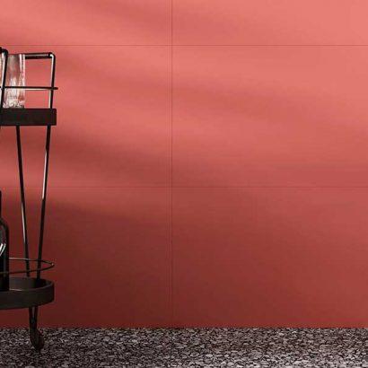 gres colorato parete lastra
