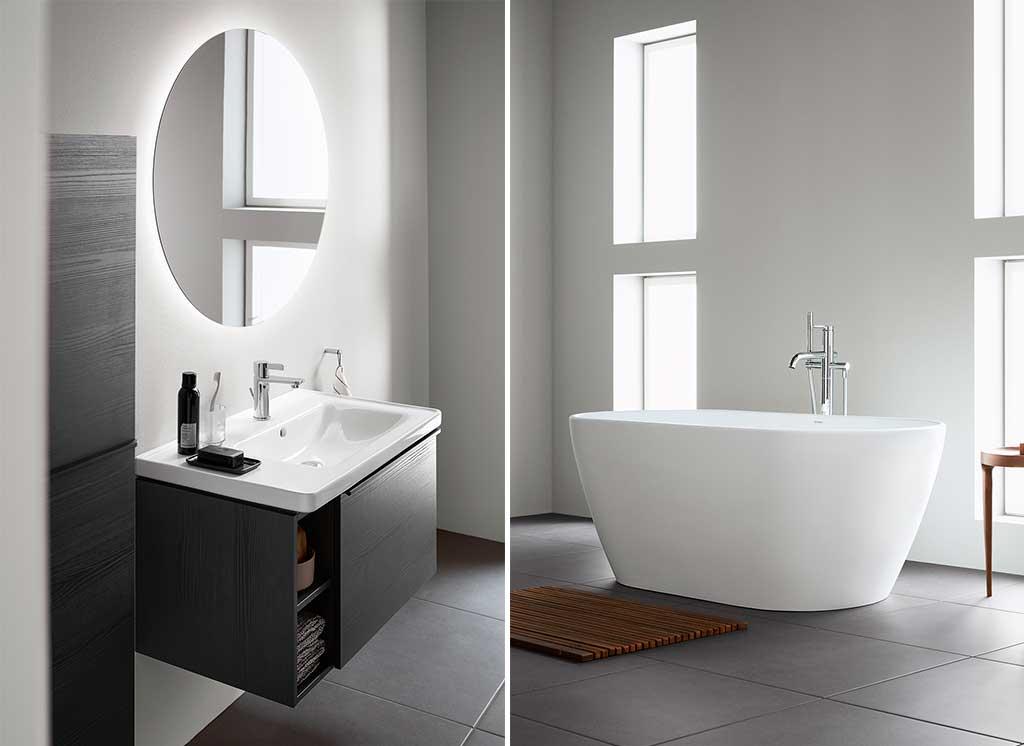 mobile bagno e vasca