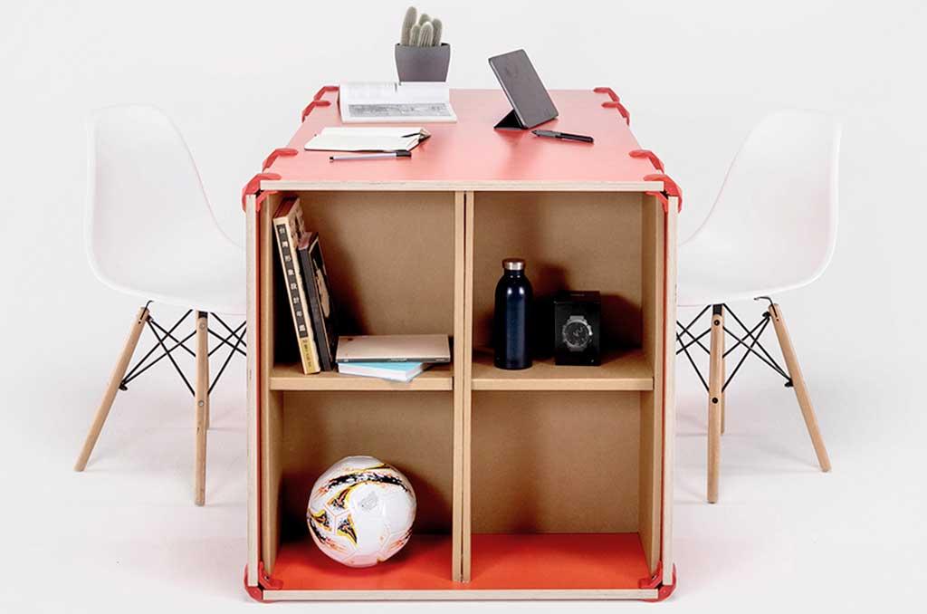mobile contenitore scrivania