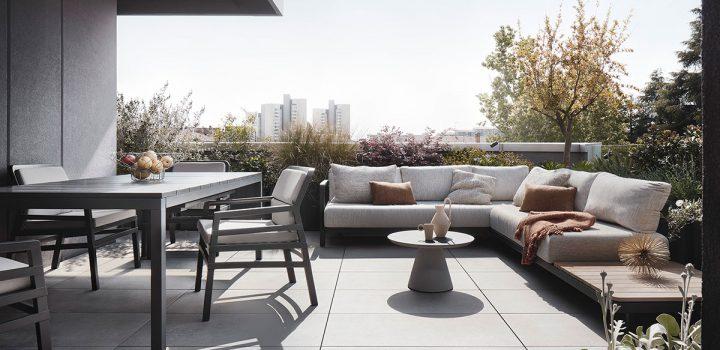 Idee di stile – una terrazza sulla città
