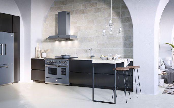 cucina libera installazione