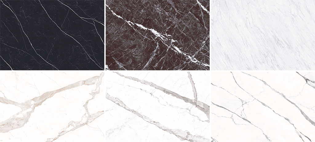 gres effetto marmo tipologie