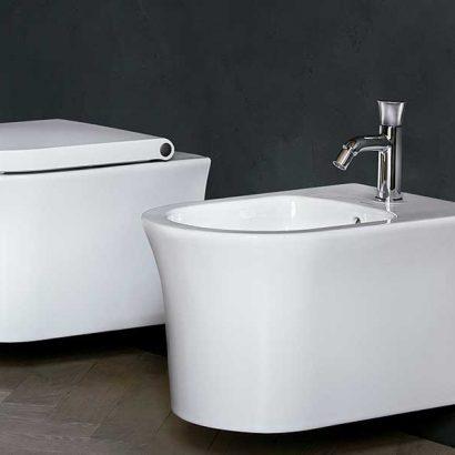 sanitari sospesi bagno
